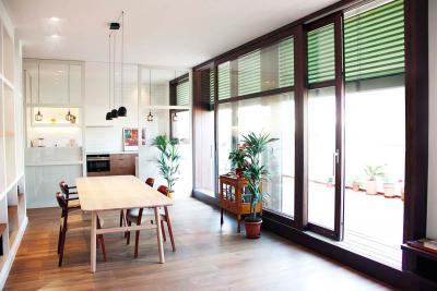 Tipos de cerramientos de terrazas para nuestro hogar
